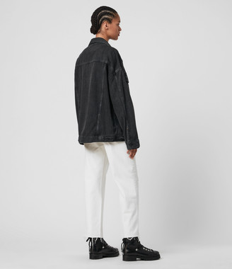 AllSaints Lark Denim Jacket