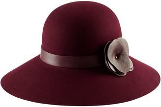 Helen Kaminski Benedicte Merino Wool Bucket Hat