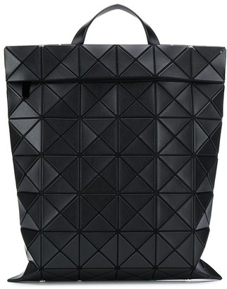 Bao Bao Issey Miyake Lucent geometric panel backpack