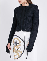 J.W.Anderson Corded satin jacket