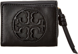 Tory Burch Miller Leather Trifold Wallet