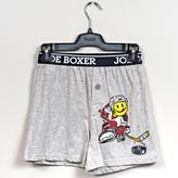 Joe Boxer Boys Elastic Waist Hockey Print Boxer