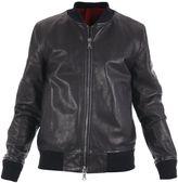 Orciani Leather Jacket