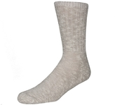 Norse Projects Sock Ebbe Melange Rib N95-0617-1026 Light Grey Melange