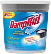 DampRid Damp Rid FG01K Refillable Moisture Absorber