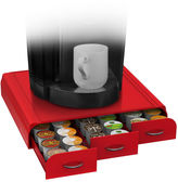 JCPenney MINDREADER Mind Reader 36 Capacity Coffee Pod Triple Drawer