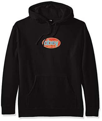 Obey Men's International Hooded Sweatshirt