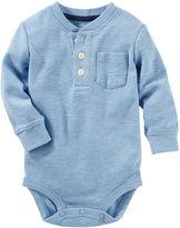 Osh Kosh Oshkosh Long Sleeve Bodysuit - Baby