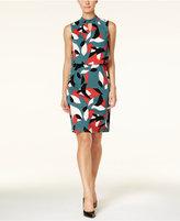 Nine West Keyhole Sheath Dress