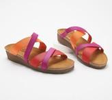 Naot Footwear Slide Sandals - Roxanna