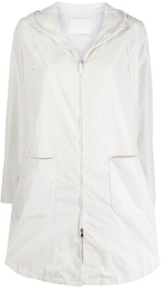 Fabiana Filippi Zipped Lightweight Jacket