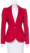 Ungaro Embellished Striped Blazer