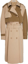 Preen Line Adel Belted Twill Trench Coat