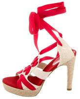 Castaner Multistrap Platform Sandals