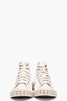 Diesel Sandshell EXPOSURE I High Top Sneakers