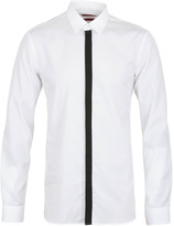 Hugo Endrios White Slim Fit Shirt