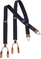 Ralph Lauren Military Stretch Braces