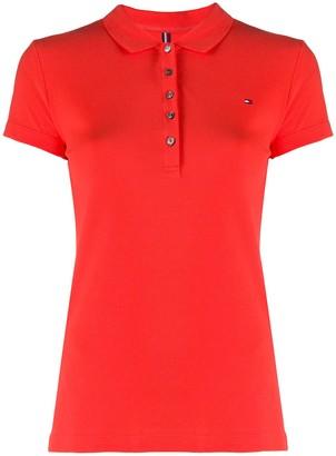 Tommy Hilfiger Logo Polo Shirt