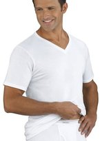 Jockey Big Man Tag-free V-neck T-shirt- 2 Pack