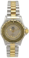 Tag Heuer 3000 934.208 Stainless Steel & Gold Plated 28mm Womens Watch