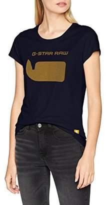 G Star G-Star Women's 18 Slim R T Wmn S/S T-Shirt,X-Small
