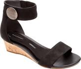 Rockport Women's Total Motion 55MM Ankle Strap Wedge Sandal