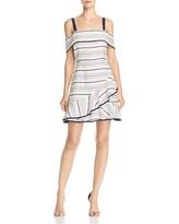 Lucy Paris Annie Cold-Shoulder Dress