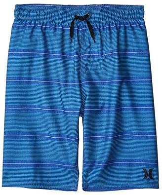 Hurley Shoreline Pull-On Boardshorts (Big Kids) (Deep Royal) Boy's Swimwear