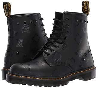 Dr. Martens 1460 Ben Core Applique (Black Weidler) Shoes