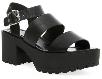 Madden-Girl Carter Platform Sandal