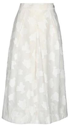 Garage Nouveau 3/4 length skirt