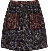 Ted Baker Juley CBN Patch Pocket A-Line Skirt