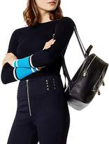 Karen Millen Color-Block Rib-Knit Sweater