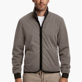 James Perse Lightly Filled Twill Jacket