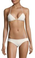Vitamin A Ser Gia Triangle Bikini Top
