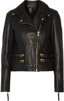 Muu Baa Muubaa Gladiator leather biker jacket