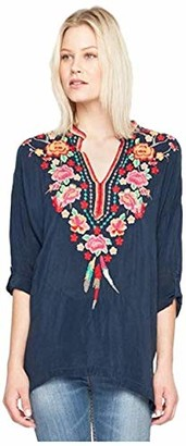 Johnny Was Women's Blossom Blouse