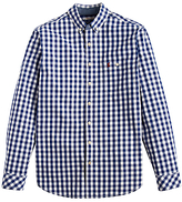 Joules Hewney Gingham Classic Fit Shirt, Navy