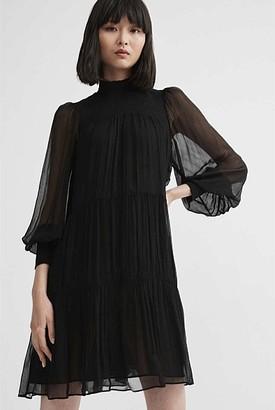 Witchery Yoryu High Neck Dress
