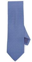 Salvatore Ferragamo Gancio Silk Tie