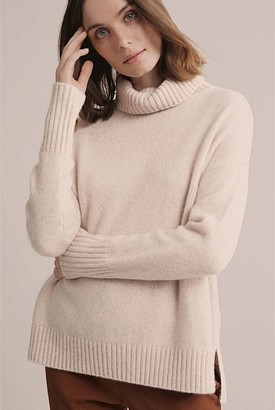 Witchery Roll Neck Slouch Knit