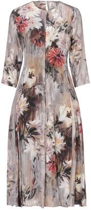 L'Autre Chose 3/4 length dresses