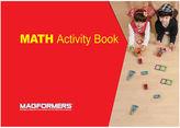 MAGFORMERS Magformers Math Activity Book