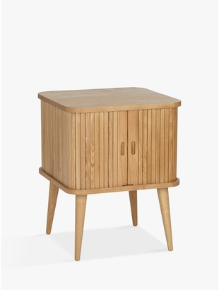 John Lewis & Partners Grayson Small Storage Side Table