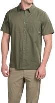 Mountain Hardwear Mclane Shirt - Short Sleeve (For Men)