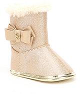 MICHAEL Michael Kors Girls Baby Baba Crib Shoes
