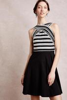 Maeve Crosswise Flare Dress