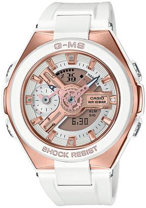 Baby-G White Watch MSG400G-7A