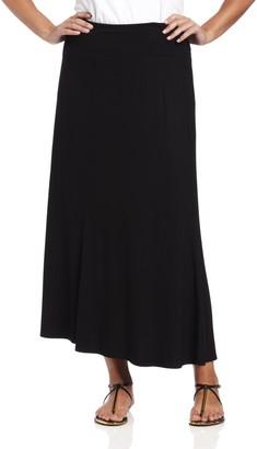 Karen Kane Women's Plus Size Maxi Skirt