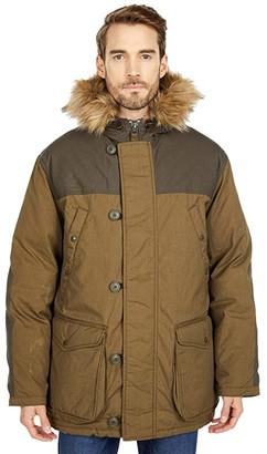 Filson Granite Falls Down Parka (Marsh Olive) Men's Coat